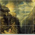 Turner Landscapes Wall Bedroom Tile Residential Ideas Renovations