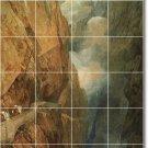 Turner Landscapes Tile Murals Kitchen Traditional Renovation Home