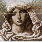 Vedder Illustration Tiles Kitchen Floor Mural Decor Decor House