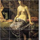 Vedder Nudes Tiles Living Room Mural Wall Home Idea Remodeling