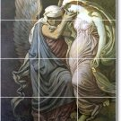 Vedder Mythology Tile Murals Bedroom Wall Interior Decor Decor