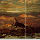 Vedder Mythology Tile Murals Wall Bedroom Decor Interior Decor