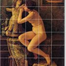 Vedder Nudes Tiles Living Wall Room Mural Remodeling Home Idea