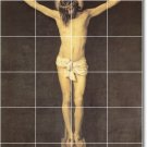 Velazquez Religious Tiles Floor Kitchen Mural Decor Decor House