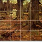 Van Gogh Landscapes Tiles Bedroom Mural Floor Decor Design Home