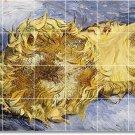 Van Gogh Still Life Tile Backsplash Kitchen Mural Remodel Ideas