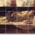Waterhouse Nudes Kitchen Floor Mural Tiles Decor Remodel Floor