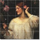 Waterhouse Women Floor Murals Bathroom Decorating House Modern