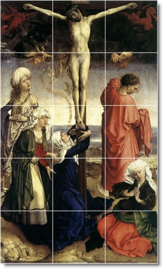 Weyden Religious Wall Room Mural Living Renovations Home Ideas