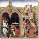 Weyden Religious Mural Living Room Wall Ideas Renovations Home