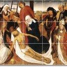 Weyden Religious Wall Bedroom Tile Remodeling Home Idea Design