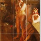 Zorn Nudes Floor Murals Wall Room Idea Decorate Remodeling Home