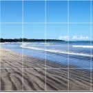 Beach Image Tile Wall Mural Backsplash Kitchen Decor Design Home