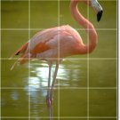 Birds Picture Backsplash Wall Tile Idea Commercial Renovations