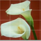 Flowers Image Floor Murals Room Decorate House Idea Remodeling