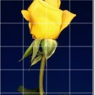 Flowers Picture Mural Kitchen Floor Construction Decorate House