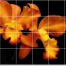 Flowers Picture Kitchen Mural Backsplash Tiles Home Art Remodel