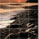Sunsets Photo Murals Backsplash Wall Tile Ideas Renovate House