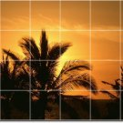 Sunsets Photo Mural Floor Room Living Remodeling Interior Modern