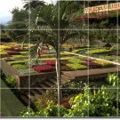 Tropical Picture Room Tile Dining Murals Remodel Decor Interior