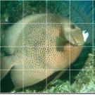 Underwater Image Kitchen Mural Backsplash Tiles Home Art Remodel