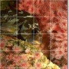 Underwater Photo Shower Murals Bathroom Wall Floor Design Decor