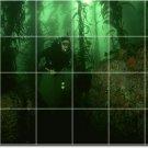 Underwater Picture Tiles Bedroom Mural Mural Wall Modern Floor