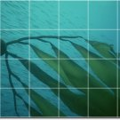 Underwater Picture Bathroom Mural Shower Tile Wall House Modern
