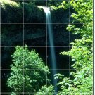 Waterfalls Image Wall Room Dining Wall Murals Design Decor House