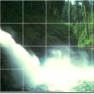Waterfalls Picture Wall Mural Room Dining Renovate House Design