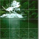 Waterfalls Photo Wall Murals Room Dining Wall Decor Remodel Home