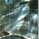 Waterfalls Image Tile Dining Floor Room House Renovations Design