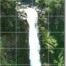 Waterfalls Picture Floor Kitchen Mural Tiles Home Decor Modern