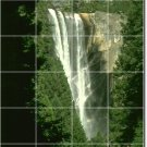 Waterfalls Photo Mural Kitchen Wall Backsplash Floor Decor Decor