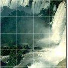 Waterfalls Picture Mural Floor Bedroom Tiles Home Design Decor