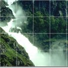 Waterfalls Image Dining Tiles Room Construction Design Home Idea