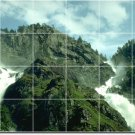 Waterfalls Photo Room Dining Tiles Construction Design Idea Home