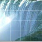 Waterfalls Picture Mural Tiles Bedroom Floor Design Home Decor