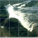 Waterfalls Image Room Wall Mural Remodeling Interior Traditional
