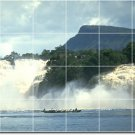 Waterfalls Photo Murals Room Living Wall Traditional Renovations