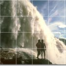 Waterfalls Picture Walls Kitchen Idea Home Decorate Remodeling