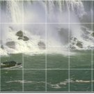 Waterfalls Photo Room Wall Dining Tiles Idea Interior Remodeling