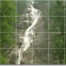 Waterfalls Image Room Living Wall Wall Murals Commercial Design