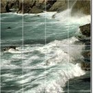 Waves Picture Bedroom Wall Wall Murals House Ideas Construction