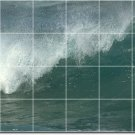 Waves Photo Wall Dining Room Mural Wall Ideas House Construction