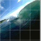 Waves Picture Bedroom Murals Wall Wall Ideas House Construction
