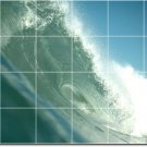 Waves Photo Room Dining Murals Floor Wall Remodeling Modern Home