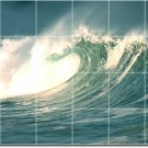 Waves Picture Wall Bedroom Murals Wall Residential Construction