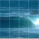 Waves Picture Wall Wall Bedroom Murals Construction Residential