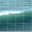 Waves Picture Dining Room Wall Mural Idea Design Remodeling Home